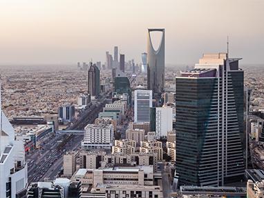 Saudi stake