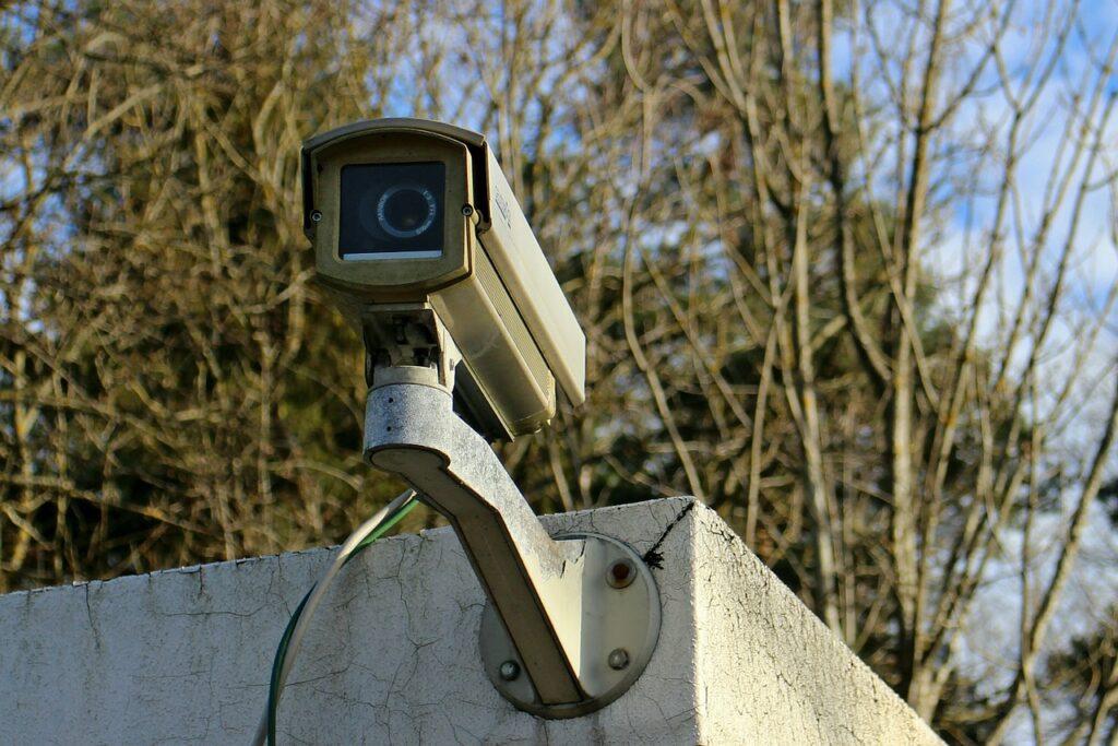 surveillance camera, security, camera
