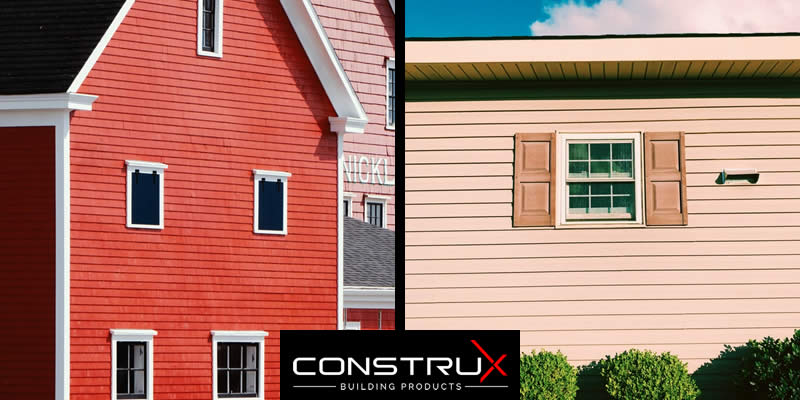 What Are The Different Types Of Siding