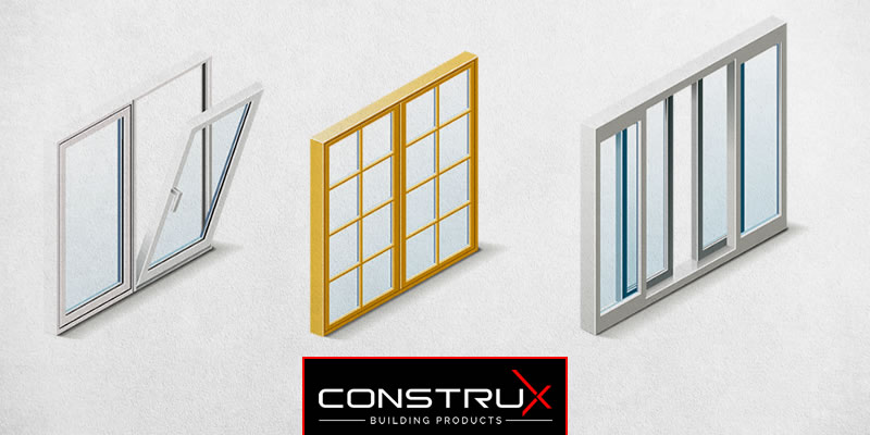 Different Types of Window Materials