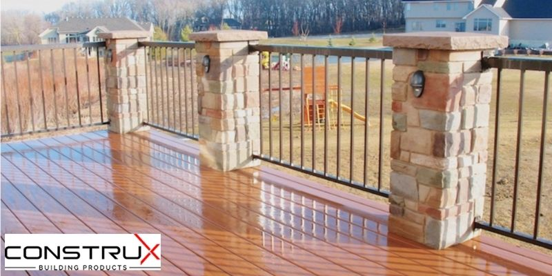 Is It Time To Replace Your Deck Railings