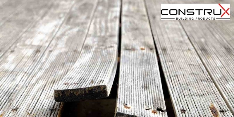 Signs that Your Deck Needs to Be Rebuilt