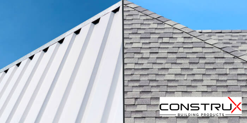 Metal Roof vs. Shingles - Which is Right for You