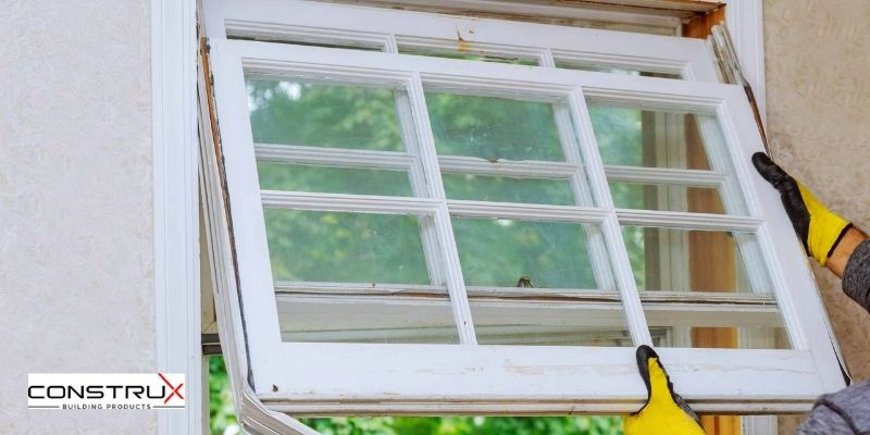 Difficulty in shutting or opening your windows