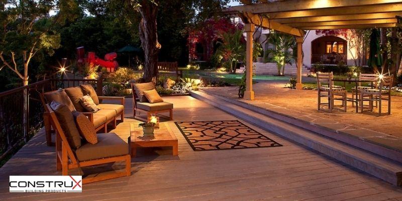 Prioritizing outdoor lighting