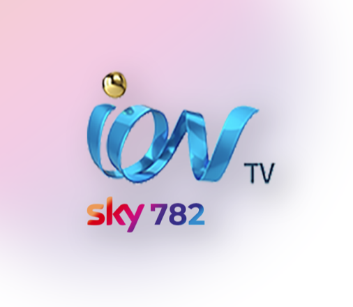 We talk about our book on ion TV