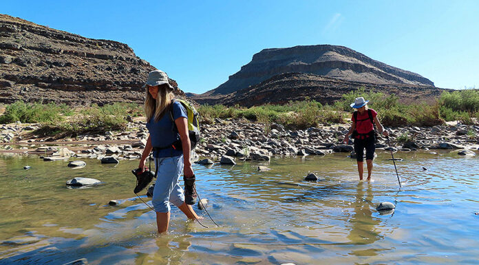 Fish River Canyon Trails