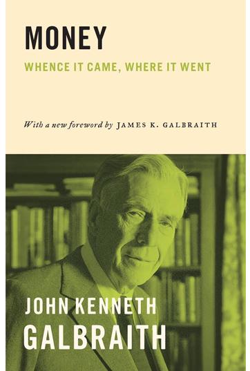 John Kenneth Galbraith Book