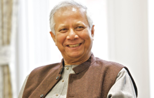 Muhammad Yunus Author