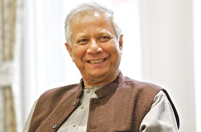 Muhammad Yunus Author