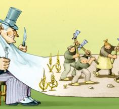 Gli assetti dell'Economia Capitalistica:  fattori di una crisi  irreversibile