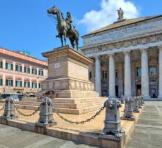 La Cancel Culture.  Garibaldi, Bonaparte e le identita' confliggenti