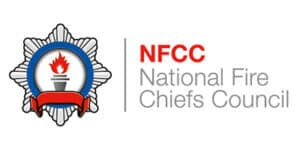 National Chief Fire Council logo