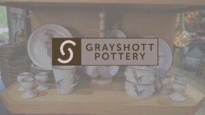Grayshott Pottery and Surrey Ceramics logo