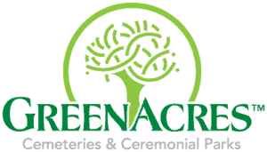 Greenacress cemeteries and ceremonial parks logo
