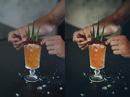 Fashionphotolab cocktails preset #7