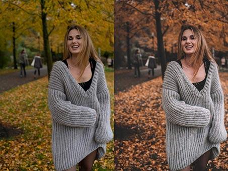 FashionPhotoLab Autumn Preset 5