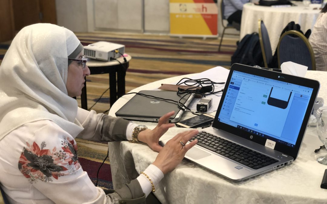 Supporting Humanitarian Learning in Jordan through Gamification: A Localized Pilot