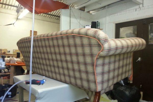 Upholstered-Check-Sofa-2
