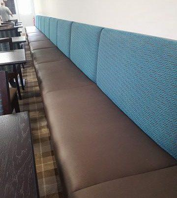 Banquet Seating Woodbottom WMC
