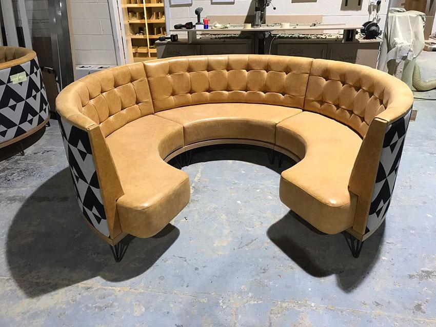 Bespoke made furniture