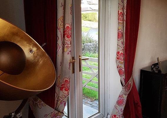 bespoke made curtains