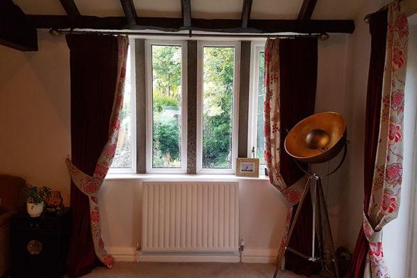 bespoke made curtains bradford
