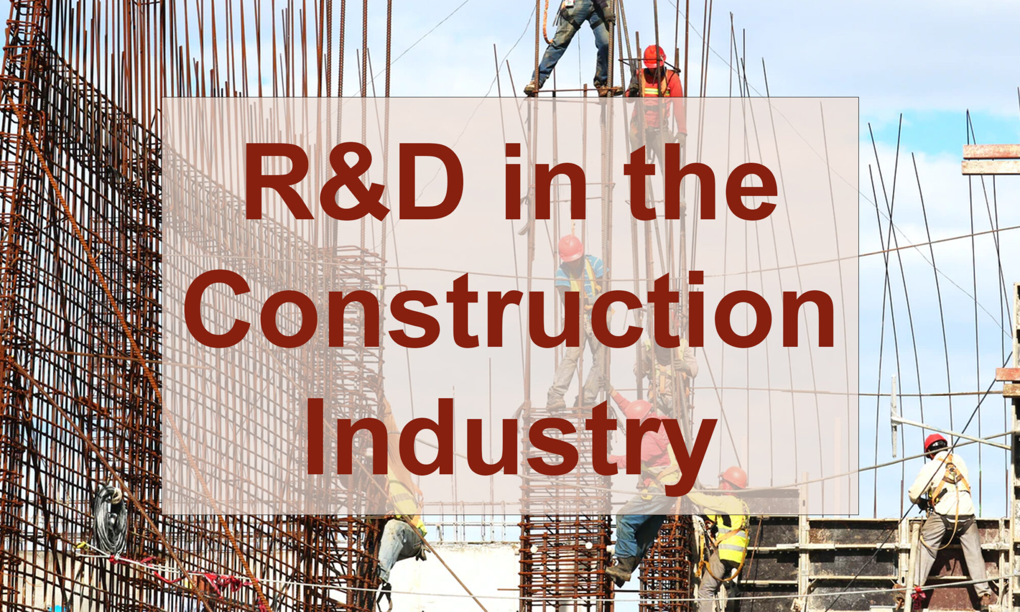 RD in Construction