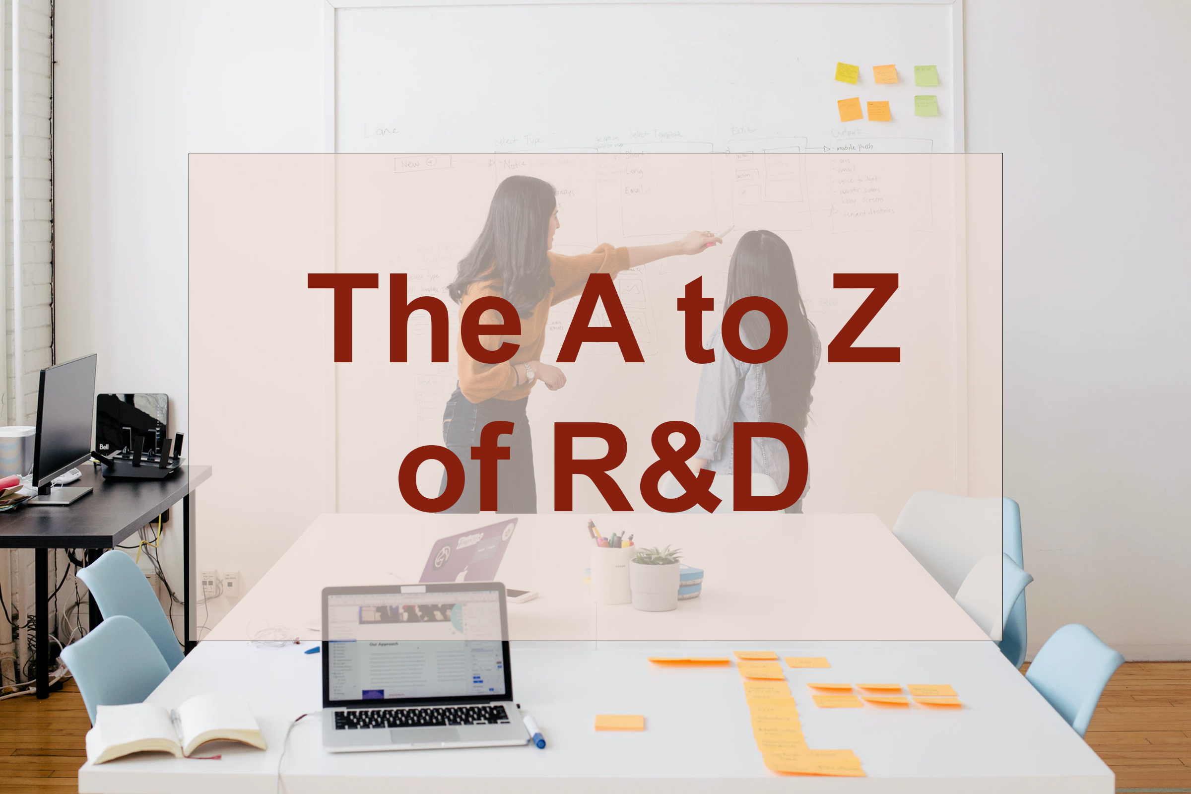 The A to Z of R&D