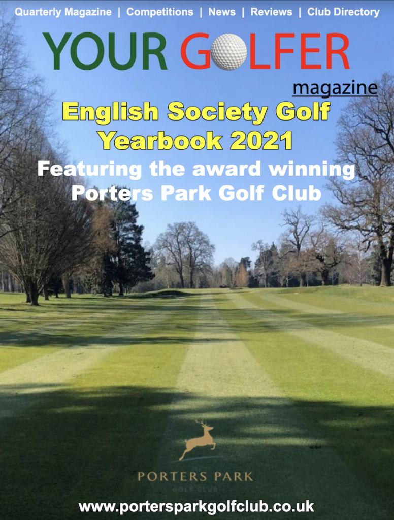 English Society Golf Yearbook 2021