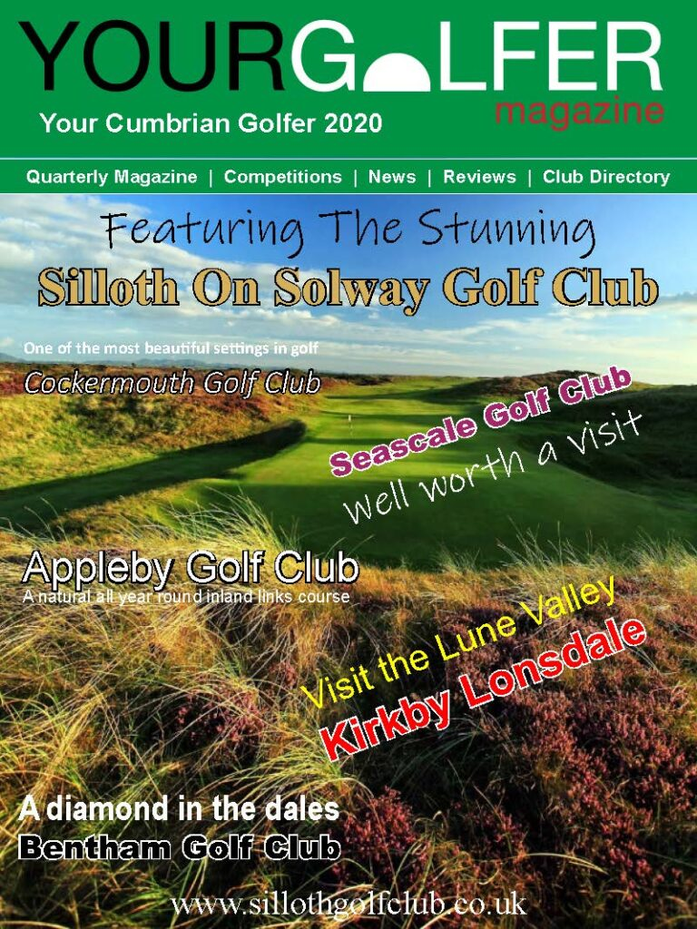 Your Cumbrian Golfer book your golf away days via your golfer magazine