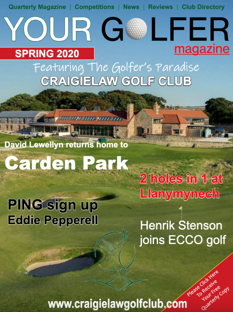 Spring 2020 Edition of Your Golfer Magazine