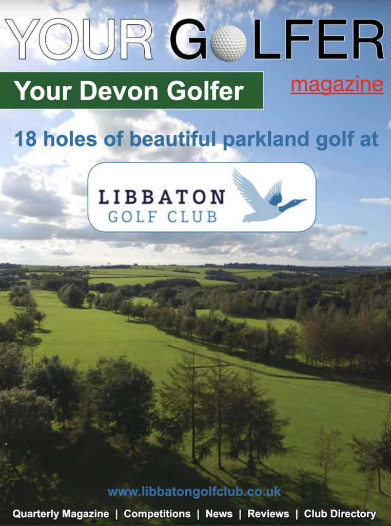 Your Devon Golfer Special Edition