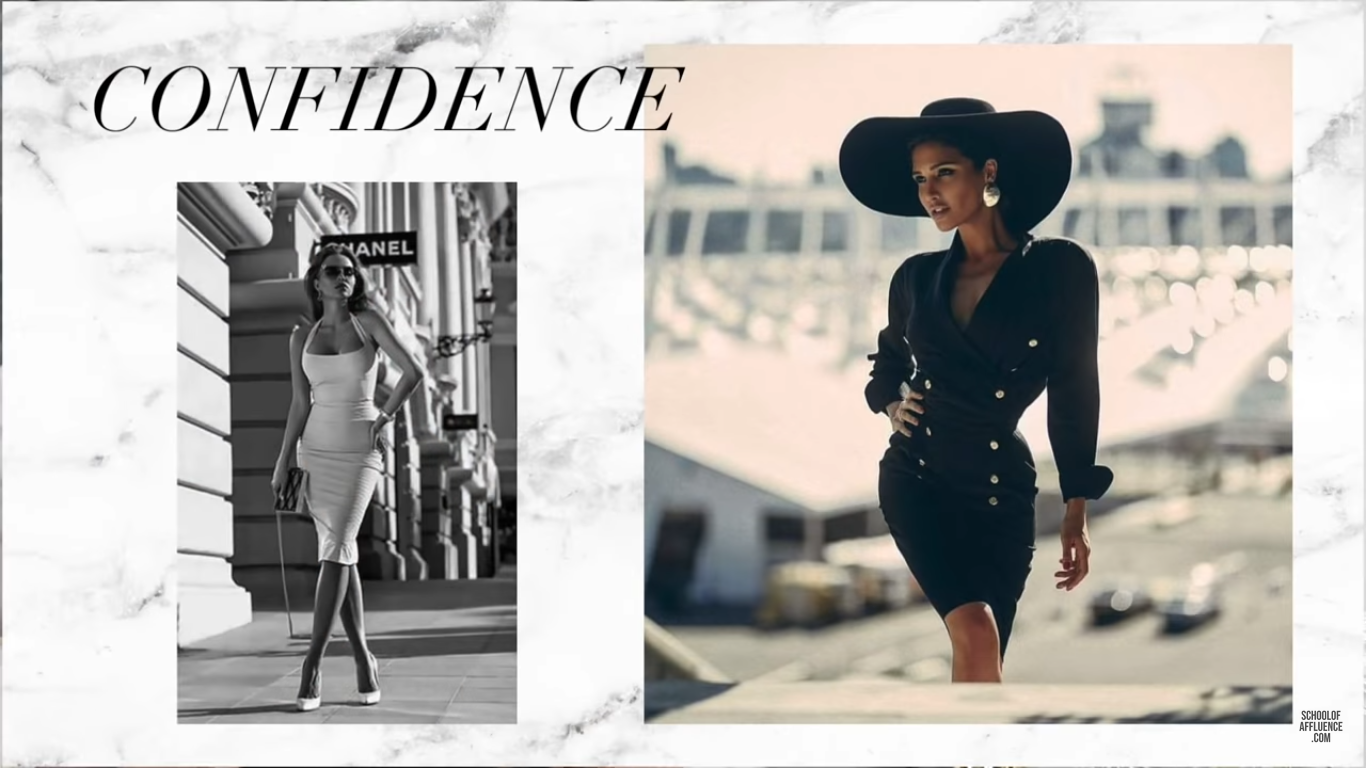 10 Ways To Look Expensive On A Budget by School Of Affluence