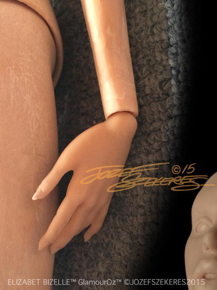 Elizabet Bizelle new GlamourOZ body teaser