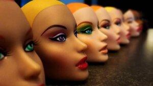 GlamourOz Dolls Faces