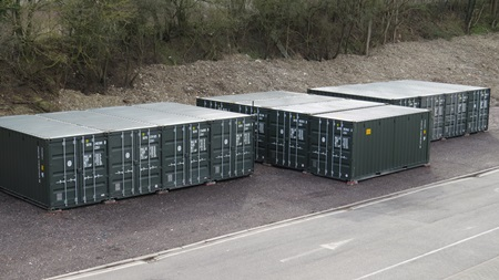 Storage Containers in Haverhill