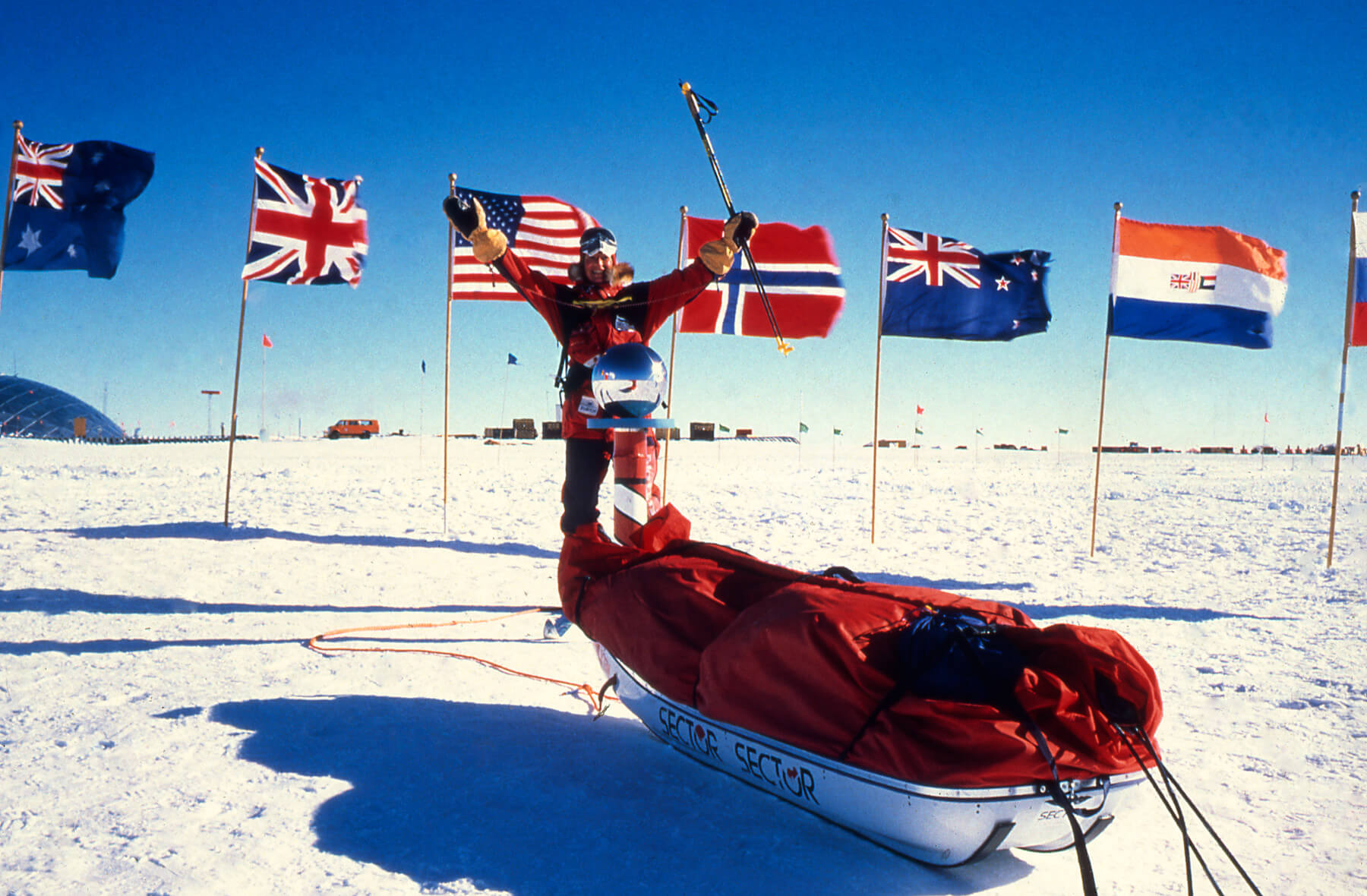 25th Anniversary- South Pole 1994