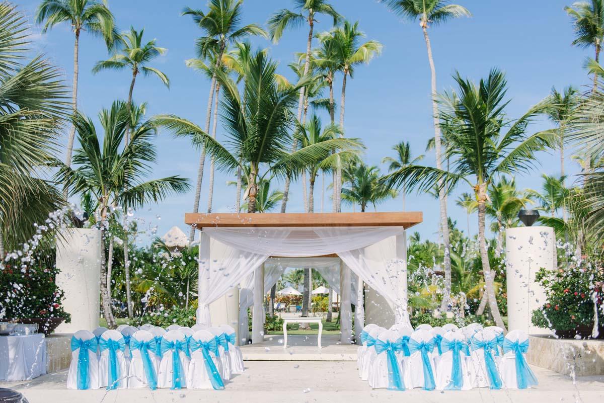 Ashley and Julien's Dominican Republic Destination Wedding