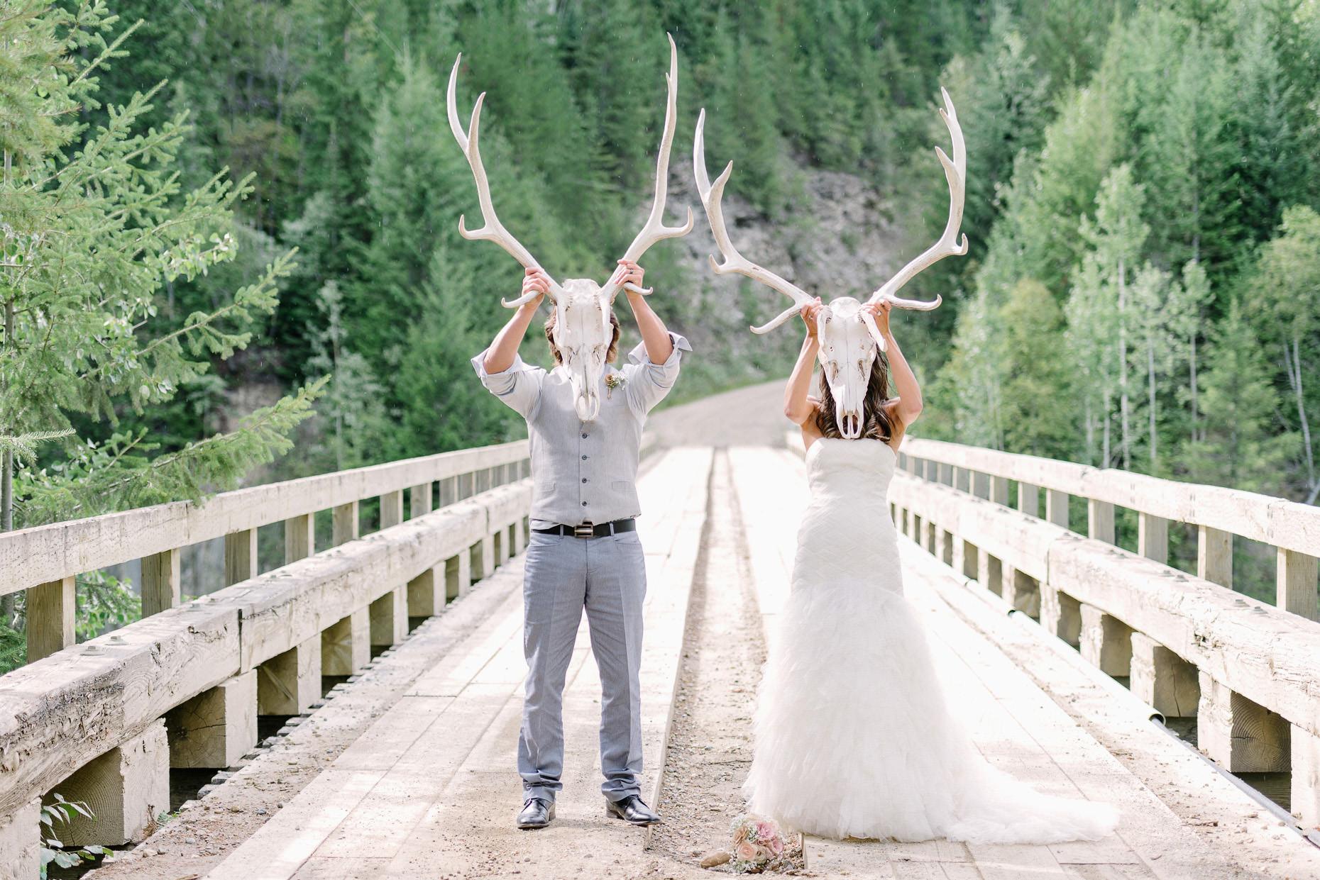 Rocky Mountain Wedding| Edmonton Photographer | Anastasia and Don