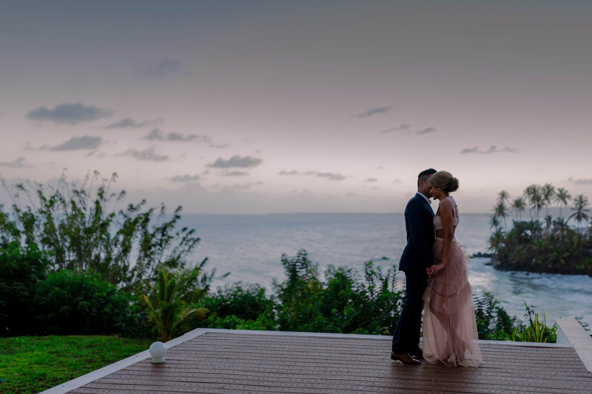 The Marion Villa // Trinidad and Tobago // Barbara Rahal Photography // Lauren and Michael destination proposal Part 1