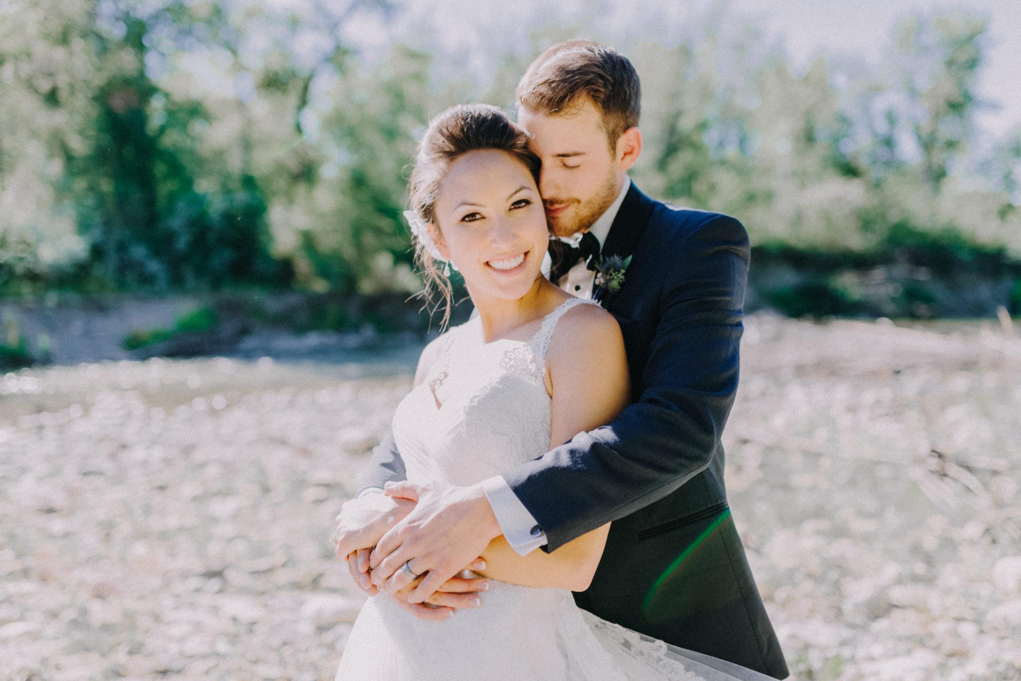 Fish Creek // Calgary Wedding // Jessie and David