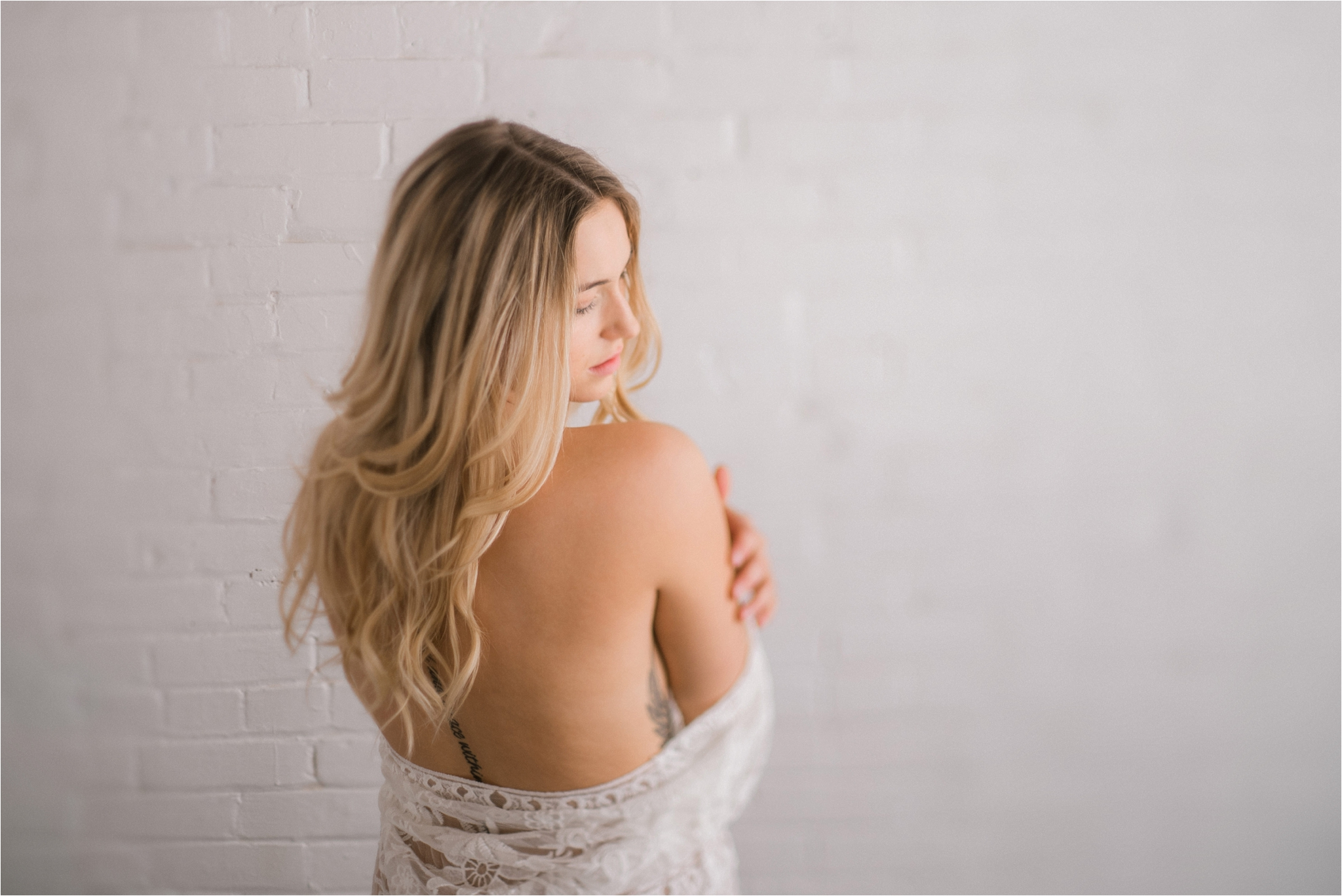 What is a boudoir session?