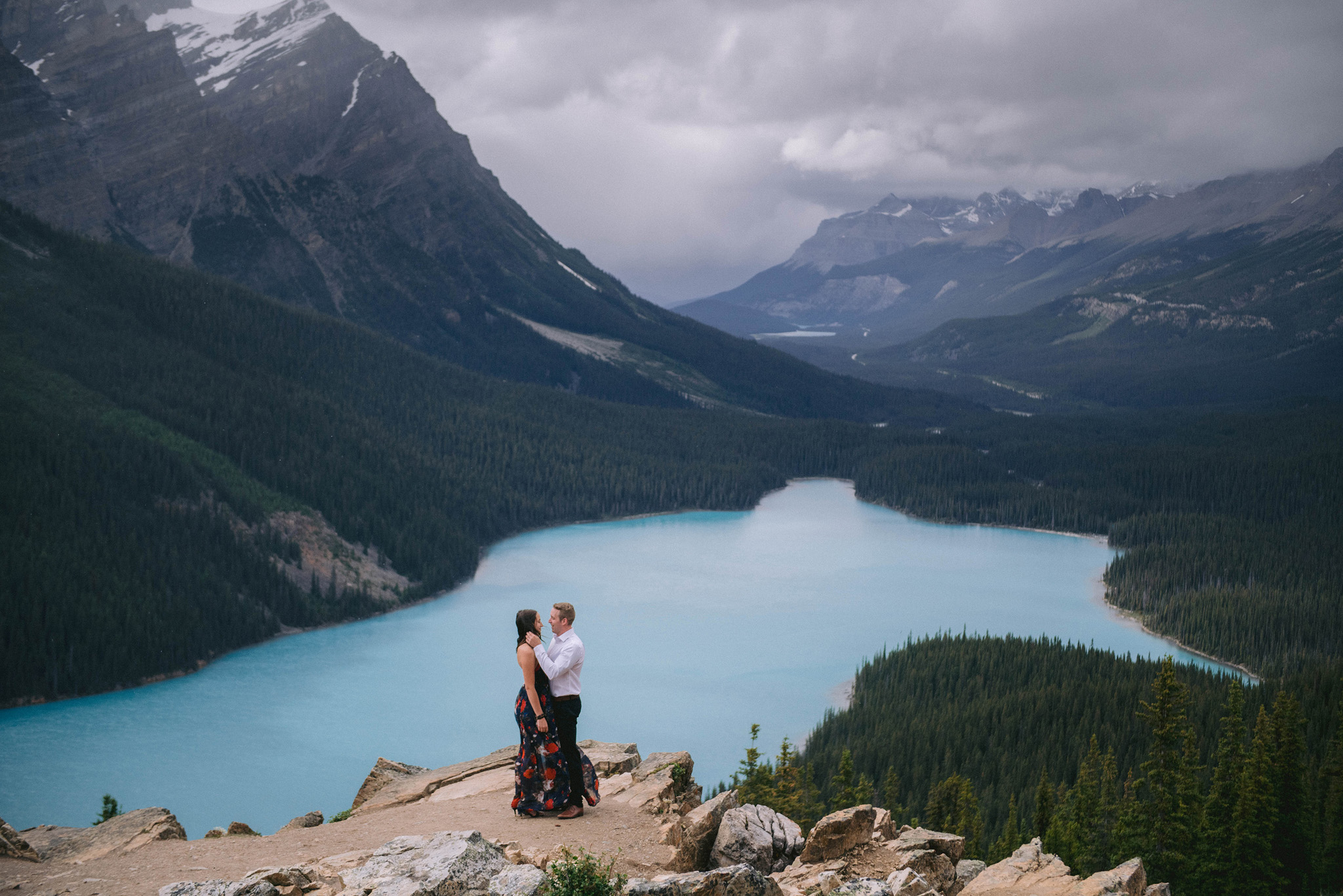 Best places to elope in Banff