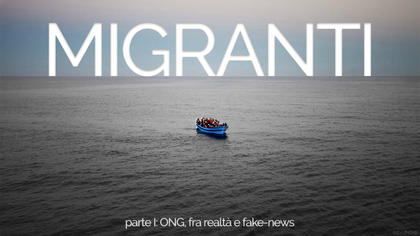 ONG migranti fake-news