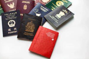 Digital Nomad Passports