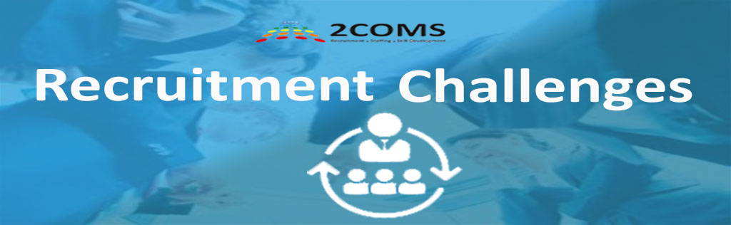 Recruitment Challenges of Companies 1
