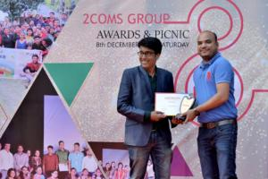 2COMS 25 Years Awards and Picnic