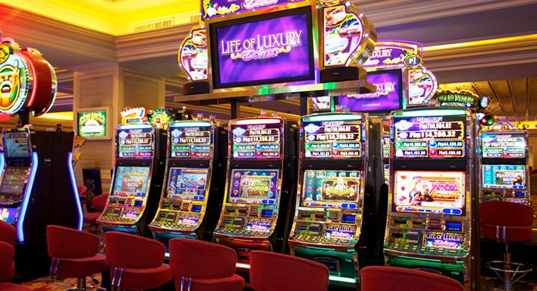 Giocare alle slot machines non aams