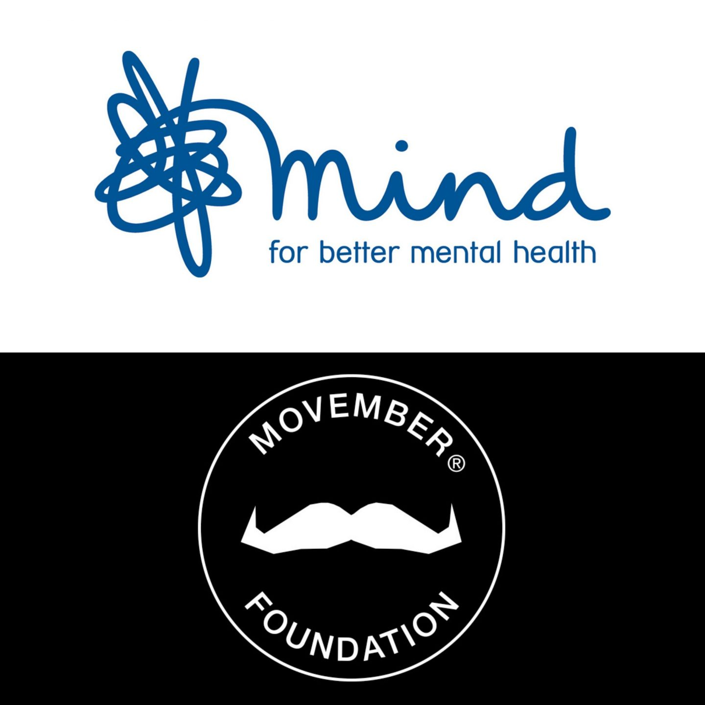 movember foundation and mind charity